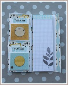 3 Post It Pad, Paper Art, Paper Crafts, Post It Note Holders, Scrapbooking Photo, Diy Gifts, Handmade Gifts, Book Journal, Craft Fairs