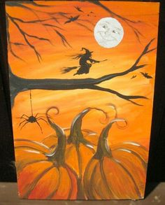 Easy Fall Art To Paint - Yahoo Image Search Results