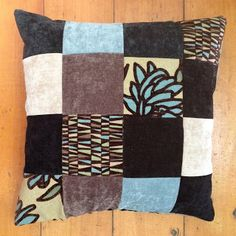 I was lucky to be able to stay at home for most of the day and play with fabric. Upcycle, Cushions, Throw Pillows, Quilts, Fabric, Handmade, Tejido, Tela, Hand Made