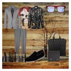 """""""оп"""" by explorer-14667709373 on Polyvore featuring мода, Parvez Taj, Salvatore Ferragamo, Wooyoungmi, Emporio Armani, Dolce&Gabbana, Versace, Louis Vuitton, Fendi и RoomMates Decor"""