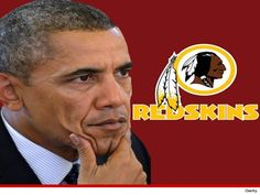 Rush Limbaugh Blames Obama For The Washington Redskins Losing Their Trademark...Of course it's Obama...you stooge. DB!
