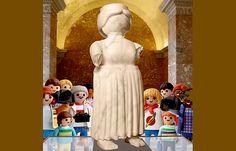 Κι άλλοι 15 διάσημοι πίνακες ζωγραφικής έγιναν Playmobil