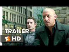 "The Last Witch Hunter ""Paint It, Black"" Trailer - Vin Diesel, Ros. Hot Trailer, Trailer 2015, New Trailers, Movie Trailers, Coming Soon To Theaters, Movies Coming Soon, Hunter Page, Hunter S, Great Movies"