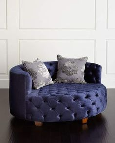 Haute House Rockwell Cuddle Chair