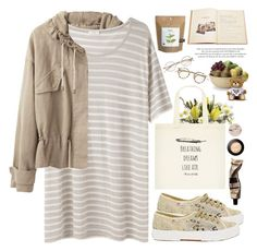 2212. No matter how you feel. Get up, dress up, show up, and never give up. by chocolatepumma on Polyvore featuring 6397, Étoile Isabel Marant, Superga, Barry M, Moschino, Aesop, &K, Assouline Publishing, INC International Concepts and Elle Macpherson Intimates