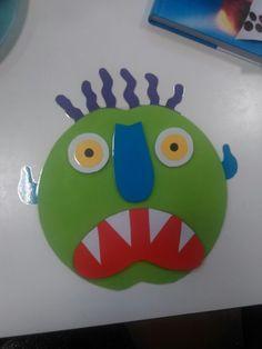 Va T En Grand Monstre Vert : grand, monstre, Idées, Grand, Monstre, Vert,, Monstre,, Maternelle
