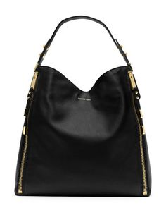 Michael Kors Miranda Zipper Shoulder Bag. pretty good!!