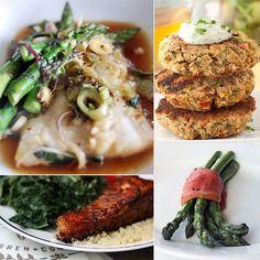 Reel Delicious: 19 Healthy Fish Recipes #fish #recipes