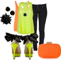 I'm not going to lie, this Polyvore thing is becoming addicting!