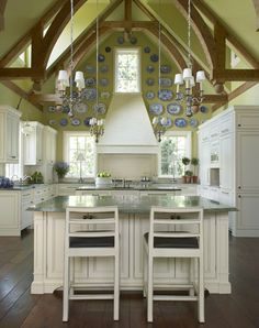 Contemporary, transitional-eclectic kitchen. Photo by Beth Singer. Jones-Keena  Co. Jones-Keena  Co - Birmingham, MI