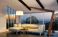 Cerno Lighting, Lamps.Sconces & Pendants. Thinking big. Love the natural woods. #2Modern