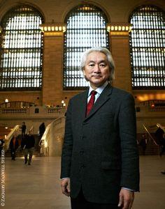 Michio Kaku, theoretical physicist / futurist