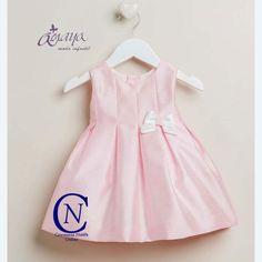 Vestido de bebe ceremonia ARTESANIA AMAYA modelo 22225