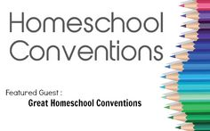 Homeschool Conventions --iHomeschool Hangout & Podcast; Watch the YouTube video, listen to the audio MP3, or subscribe to the Podcast in iTunes or Stitcher.