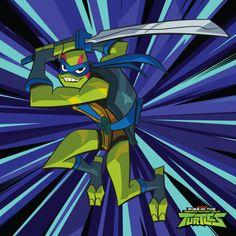 Rise of the Teenage Mutant Ninja Turtles: Leonardo
