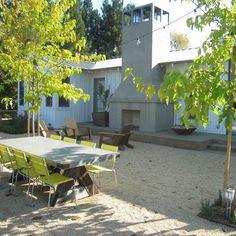 Gravel Courtyards Design