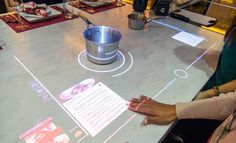 Whoa! Check out this touchscreen stovetop.