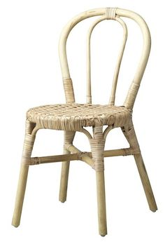 Ikea's New Collection Has EVERYTHING A Millennial Minimalist Needs  #refinery29  http://www.refinery29.com/2016/05/110218/ikea-viktigt-collection#slide-12  One of these comfy rattan chairs will instantly warm up your space.Ikea VIKTIGT Chair, $59, available at Ikea....