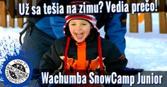 Zima plná zážitkov aj pre tých menších, ktorí chú brázdiť veľké svahy, to je #Wachumba #SnowCamp Junior na https://www.wachumba.eu/detske-zimne-lyziarske-tabory/detsky-zimny-lyziarsky-tabor-snowcamp-junior?pid=71