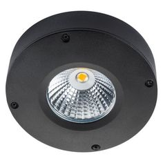 SG lighting LED Callisto muur zwart 914012