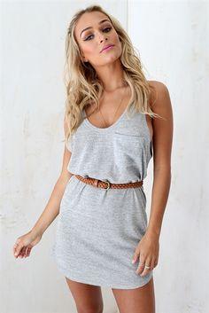 Arizona Singlet Dress | SABO SKIRT
