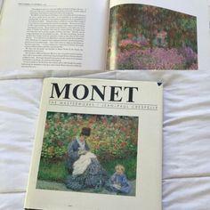 Картинка с тегом «art, monet, and aesthetic»