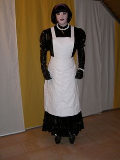 Maid Uniform, Maids, Alternative, Training, Dresses With Sleeves, Long Sleeve, Outfits, Fashion, Moda