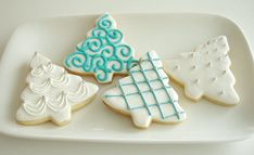 Sugar cookie decorating inspiration
