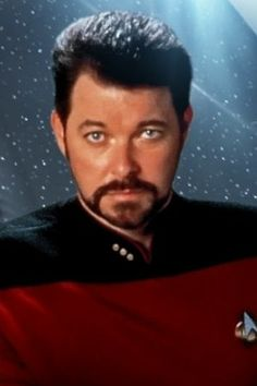 Johnathan Frakes (Mr Ryker--Star Trek NG-happens to be married to Genie Francis--GH's Laura)
