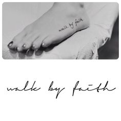or this instead of behind the ear faith...and in white ink?? or maybe just with a cross in white ink?