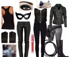 catwoman costume - Polyvore