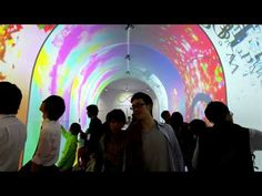 docomo palette UI / 01MOVIE / TORAFU ARCHITECTS
