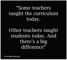 Curriculum. Students.