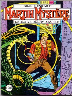 MARTIN MYSTERE n. 1 - ORIGINALE - VERAMENTE IN OTTIMO STATO.