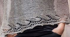 Emilia Shawl by Emilia Menéndez Versión en Español aquí Don't forget to visit Emilia's ravelry page, to add to your favorites or start your project!   This beautiful shawl/poncho knit in linen is the perfect ally for a simple dress or summer shirt look. It is knit in Rowan Pure Linen and whatever color you …