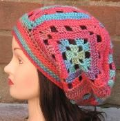 Cassidy Slouch Hat - via @Craftsy