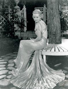 Bette Davis wearing Chanel