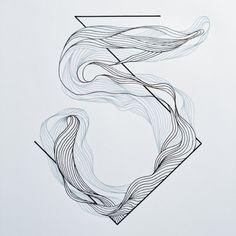 5️⃣ : Zentangle