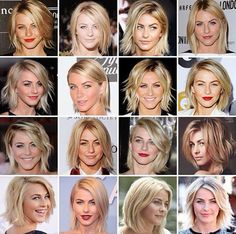 Julianne Hough 16 Ways to Style a Bob: Love #bobcut #haircut #hairstyle #Hair - bellashoot.com