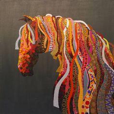 "Saatchi Art Artist Jose Luis Handal; Painting, ""RENACER"" #art"