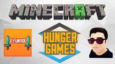 Minecraft Hunger Games | Kaçmayın Zibidiler :) | w/OyunTek Hunger Games, Minecraft, Youtube, Movies, Movie Posters, The Hunger Games, Films, The Hunger Game, Film Poster