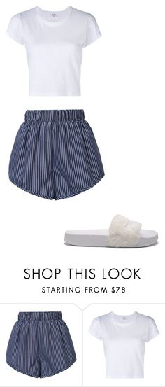 """""""Untitled #950"""" by minutemaid-1 ❤ liked on Polyvore featuring STELLA McCARTNEY, RE/DONE and Puma"""