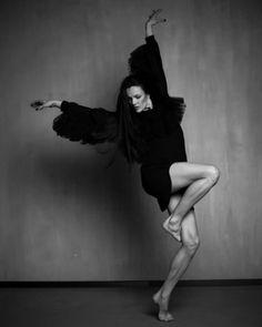 Ballerina Maria Abashova - Eifman Ballet - Photo by Yakovleva Ira Photography