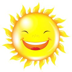 transparent smiling sun png clipart picture summer clip rh pinterest com smiling sun clipart black and white smiling sun clipart free