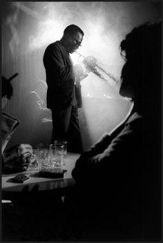 Miles Davis. Photo by Dennis Stock.
