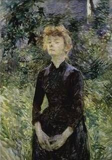A Batignolles - Henri de Toulouse Lautrec