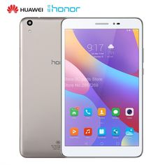 Huawei honor tablet 2 3G Ram 32G Rom 8 inch Qualcomm Snapdragon 616 Andriod 6 8.0MP 4800mah IPS 1920*1200 JDN-W09 wifi version  Price: $ 268.99 & FREE Shipping   #rc #security #toys #bargain #coolstuff #headphones #bluetooth #gifts #xmas #happybirthday #fun Internet Network, Display Resolution, Types Of Cameras, Display Screen, Shenzhen, Natural Disasters, Wifi, Messages, Free Shipping