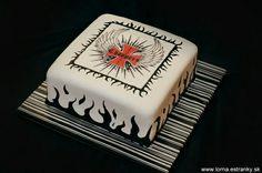 Tortyodmamy Motorcycle Cake, Desserts, Food, Tailgate Desserts, Deserts, Essen, Postres, Meals, Dessert
