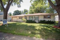 For sale $138,500. 913 Mayflower, Bloomington, IL 61701