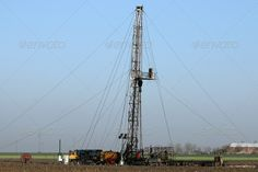 oil workers with land drilling rig ...  derrick, drilling, energy, engine, equipment, exploration, field, gas, heavy, industrial, industry, iron, machine, man, oil, oil drilling rig, oil worker, oilfield, outdoor, petroleum, platform, power, production, rig, steel, technology, tower, tubing, worker